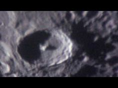 """UFO Sightings Hotspot Head of weird creature and ancient structures on the Moon captured by amateur astronomer Posted: 30 May 2016 10:08 PM PDT This video is processing of a collection of close-up shots of the moon captured with an invented 16 inch space telescope by John Lenard Walson.  Walson: """"All the files are originally 4k but I had to export the file to a small file for upload, so when you see any of my videos there only a fraction of the resolution, the real video is very high…"""