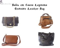 Escolha a sua bolsa.. Choose your bag...  #Bolsa #Bag
