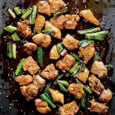 Chicken Yakitori - Quick and Easy Asian Recipes - Cooking Light