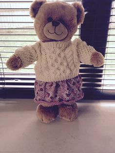I love knitting, but get bored quickly and have very little patience, so…