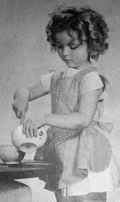 #Shirley Temple