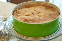 Fresh Tomato and Sweet Corn Pie recipe