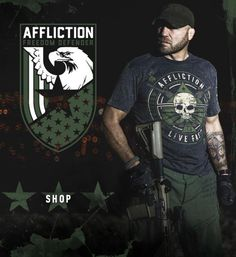 All Affliction Clothing Official Products