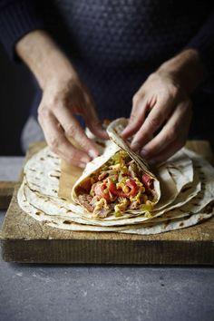The Body Coach's recipe for banging breakfast burrito - Hostelworld
