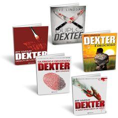 Livro – Coleção Dexter – 5 Livros - http://batecabeca.com.br/livro-colecao-dexter-5-livros-americanas.html
