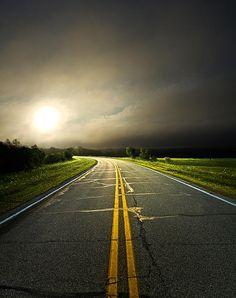Roads Phil Koch