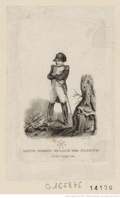 Portrait de Napoléon I : [estampe]