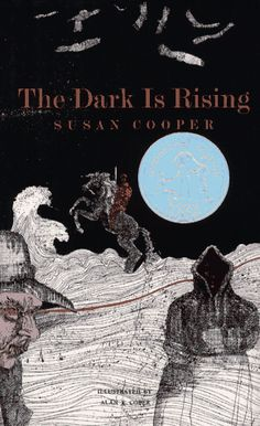 The Dark is Rising - Susan Cooper... this was suggested by a family member who is always to be trusted when it comes to this kind of stuff... thanks Meghann!!