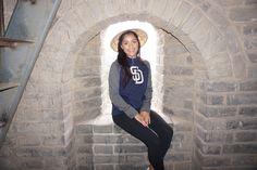 Beijing China May 2015 The Great Wall Beijing China, To My Daughter, Graphic Sweatshirt, Sweatshirts, Wall, Sweaters, Beauty, Fashion, Moda