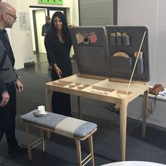 New Talent At Ambiente Frankfurt. Compact FurnitureMultifunctional Furniture Table ...