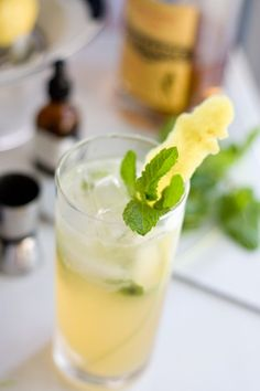 Sparkling Bourbon Lemonade | PDXfoodlove