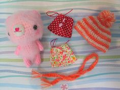 Rosie accessories set by Jaravee, via Flickr