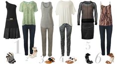 From the CAbi Canary: What works Now from the CAbi Fall '13 collection. http://jamiefox.cabionline.com