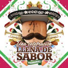 Nada mejor para celebrar estas fiestas patrias que con Promanuez México www.promanuez.com.mx ;) Felices fiestas.