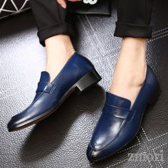 Shoes Sporting Velvet Fabric With Fox Head Diamond Buckle Banquet Mens Shoes Mens Pointed Toe Dress Shoes Durable In Use