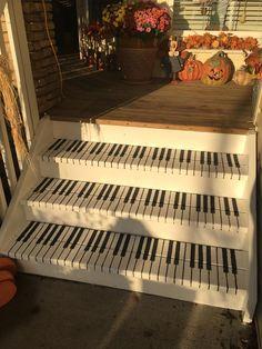 Piano Stairs!