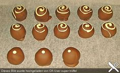 Baileys - Nougat - Trüffel (Rezept mit Bild) von alina1st | Chefkoch.de