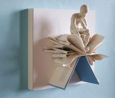 Daniel Lai e suas esculturas literárias