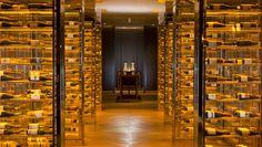 Waldorf Astoria Beijing Hotel, China - Zijn Mansion Wine Storage