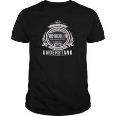 I Love  Best KIMBERLING Original Irish Legend Name -front shirt T shirts