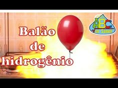 O balão de hidrogênio - YouTube