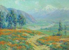 California Art Club :: Benjamin Chambers Brown
