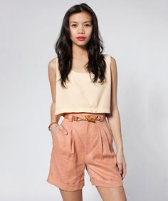 Style Syllabus: Longer Shorts To Avoid Mooning Anyone In Class