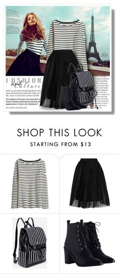"""""""*I Love Paris In the Fall - III"""" by breathing-style ❤ liked on Polyvore featuring Joules, Topshop and Zimmermann"""