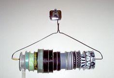 para organizarse las cintas o los hilos