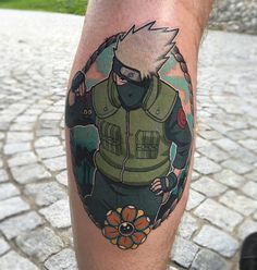 45 Fabulous Naruto Tattoo Designs - Dream Big and Be Hokage