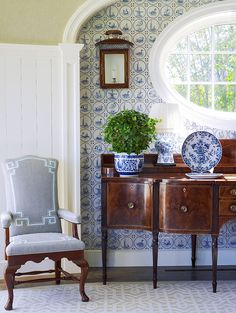 Anthony Baratta Design.  Love this chair!