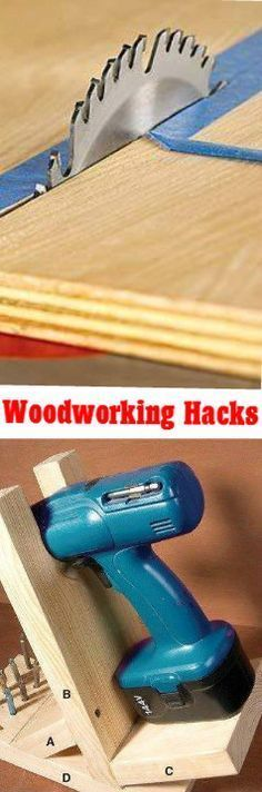 DIY Hacks: 8 Woodworking and Handyman Money Saving Tips: http://vid.staged.com/gD3s