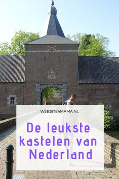 Nice castles to visit with children - The best castles in the Netherlands to visit with children. Family Vacation Destinations, Cruise Vacation, Travel Destinations, Beach Hotels, Beach Resorts, Castles To Visit, Days Out With Kids, Disney Cruise Tips, International Travel Tips
