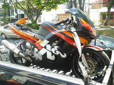 k&N Honda CBR