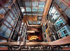 KARE Kraftwerk Drygalski-Allee 25 Munich by Sascha Kletzsch