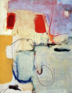 Richard Diebenkorn - Untitled, 1950 by Jan Lombardi, via Flickr