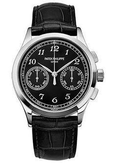 b02acaf9be Buy genuine Patek Philippe Complications Men s Watch 5170G-010 with  warranty and manufacturer s packaging at