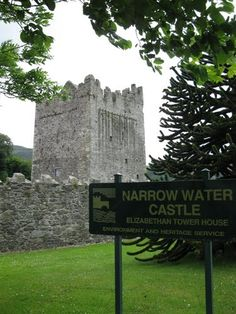Narrow Water Castle near Warrenpoint, Northern Ireland, UK