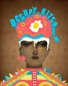 Occupy Kitchen by ChiChiLand
