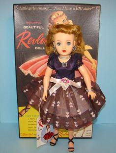 Miss Revlon fashion doll - 1957