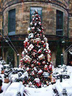 christmas all around  .. X ღɱɧღ || Christmas in Edinburgh, Scotland
