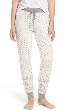 Check out the PJ Salvage Print Jogger Sweatpants from Nordstrom: http://shop.nordstrom.com/S/4415963