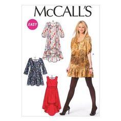 McCalls M6987 Misses' Dresses   Spotlight Australia