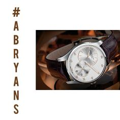 Classic men's time piece  #Classic #LeatherBand #Citizen #ABRYANS