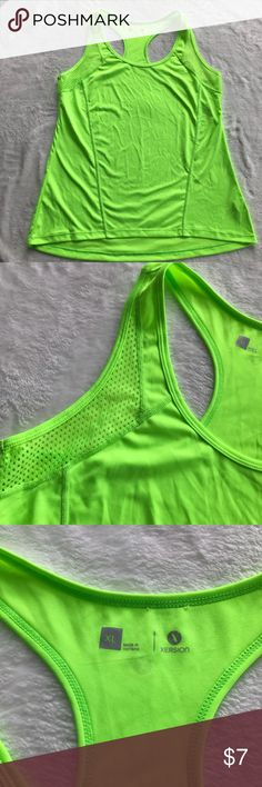 67e3c4c5ff Xersion workout tank Great used condition. Xersion by J.C. Penney s workout  tank top. Size
