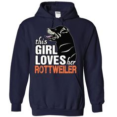 This Girl Loves Her Rottweiler Order HERE ==> https://www.sunfrog.com/Funny/This-Girl-Loves-Her-Rottweiler-NavyBlue-73233201-Hoodie.html?41088 Please tag & share with your friends who would love it  #xmasgifts #renegadelife #superbowl