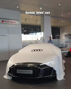 Audi Decennium - Autos und co. Bmw Z4 Roadster, Audi R8, Carros Audi, Porsche Sportwagen, Porsche 918 Spyder, Top Luxury Cars, Car Goals, Audi Sport, Sweet Cars