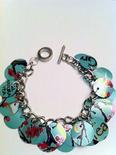Arizona tea bracelet. This is for madison is amazing!