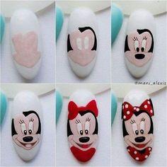 62+ Trendy Nails Disney Designs Art Tutorials