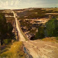 Jill Basham - The Garland of Texas- Oil - Painting entry - November 2016 | BoldBrush Painting Competition